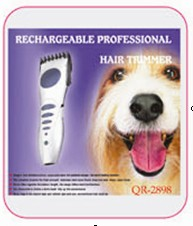 cordless dog clipper