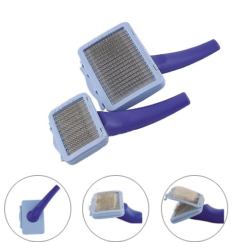 Easy2Clean Grooming Brush pet brush
