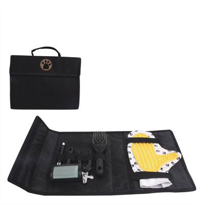 Pet Grooming Set With Carrier Bag(YB71993-C)