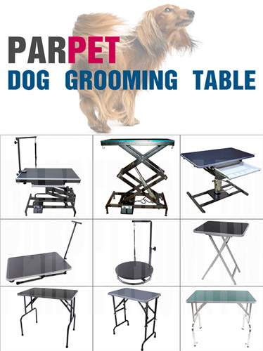 Professional Grooming Tables